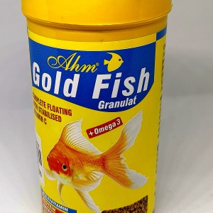AHM Gold fish gran 100g