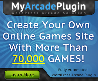 WordPress Arcade Plugin
