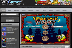 New Arcade Theme: WPGamer