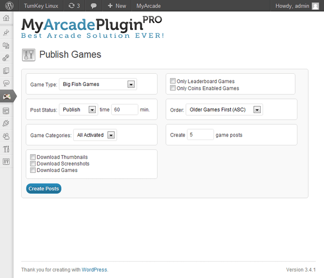 myarcade-publish-games