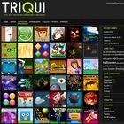 Free WP Arcade Theme – Triqui