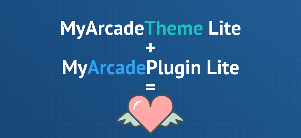 Free WordPress Arcade – MyArcadePlugin + MyArcadeTheme Free Download