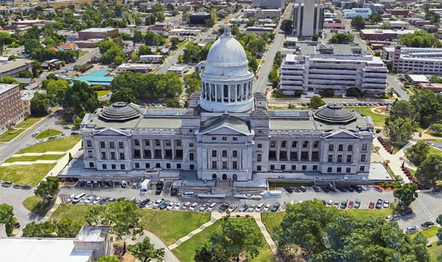 501 Area Code Arkansas State
