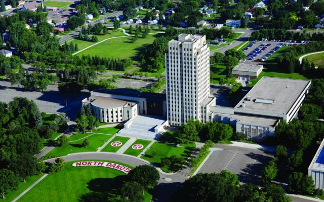 701 Area Code Bismarck City