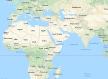 811 Area Code Map