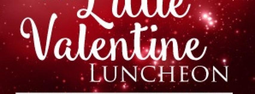 My Little Valentine Luncheon Tampa FL Feb 13 2016 1