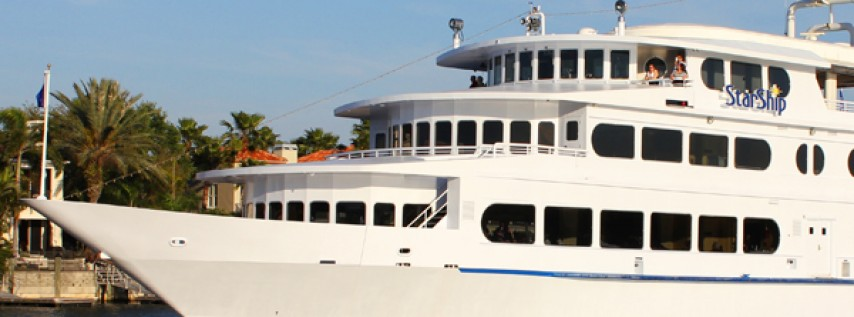 Valentines Day Lunch Cruise Aboard Yacht StarShip Tampa