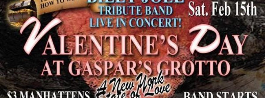 Valentines Day At Gaspars Grotto Tampa FL Feb 15