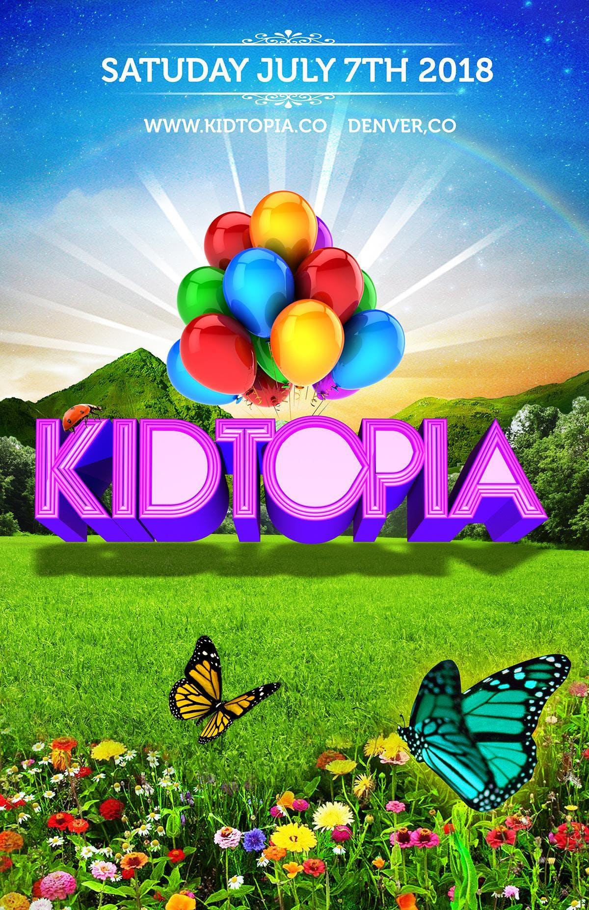 Kidtopia Festival Denver Co