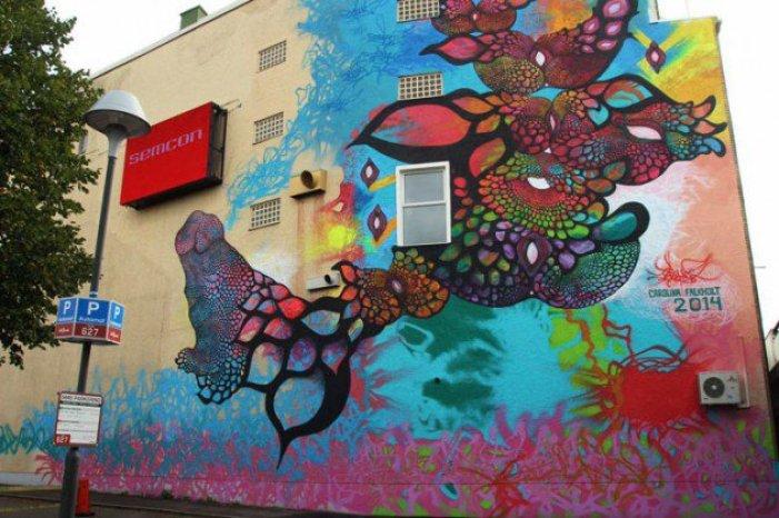 10. Mural Art Festival