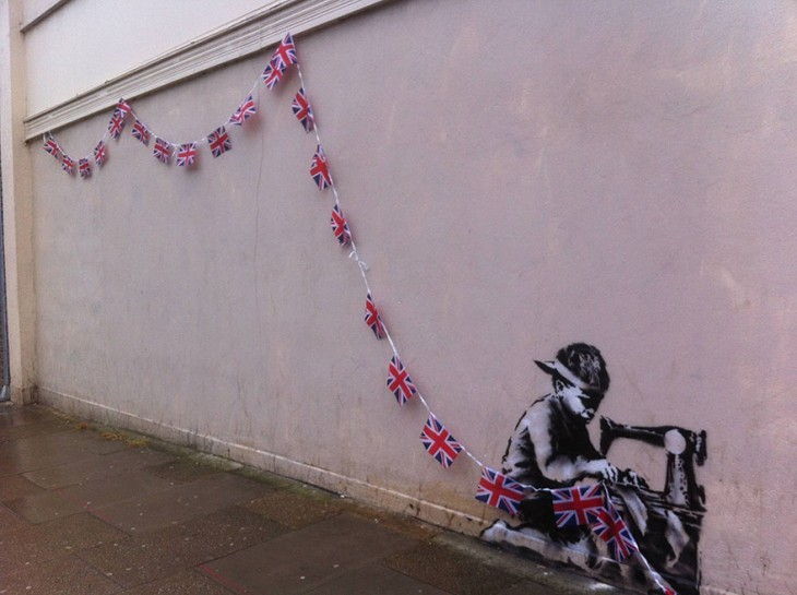 10. The Urban art