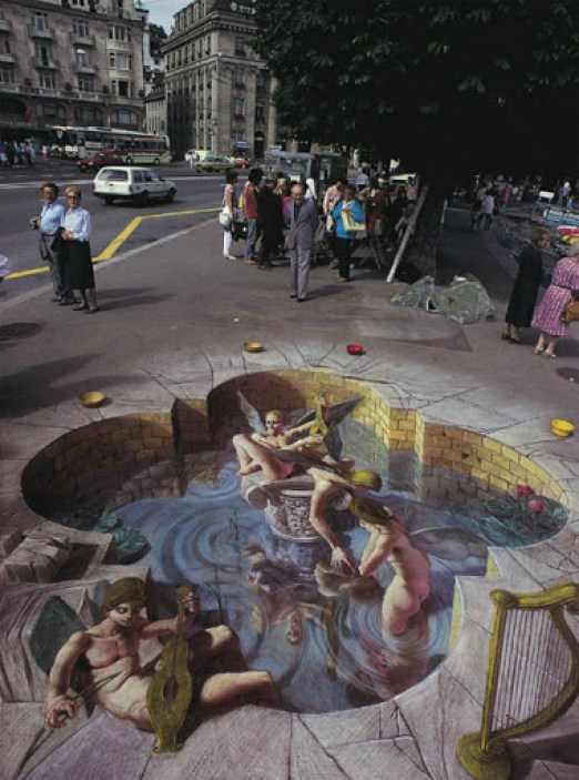 13. Awesome 3D Street Art