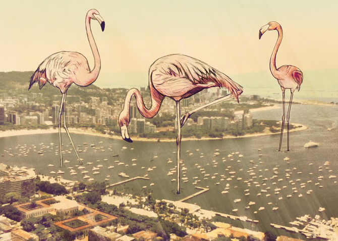 13. Surreal Illustration by Christopher Guzman