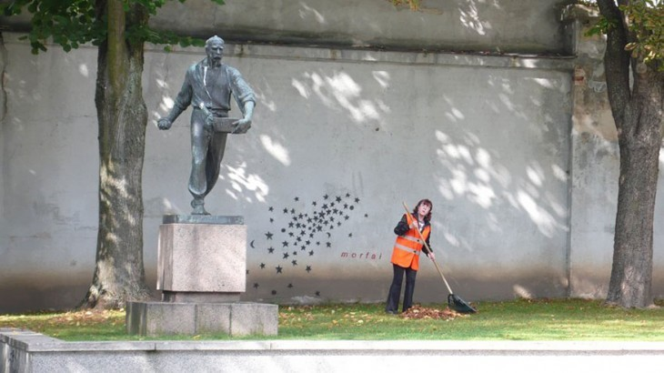 19. The Urban art