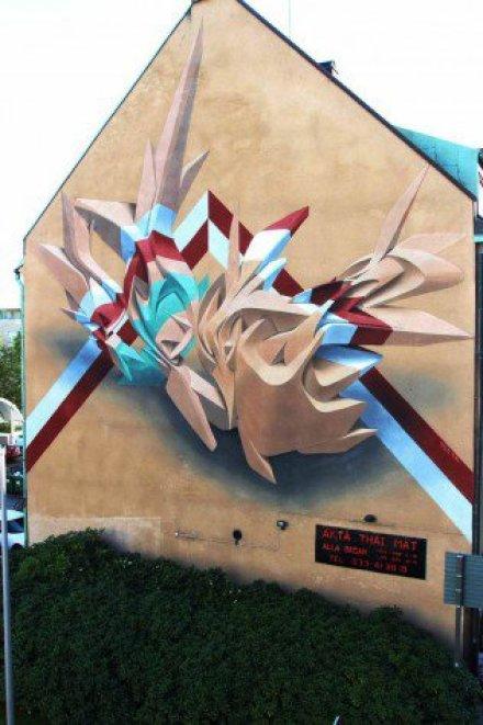 3. Mural Art Festival