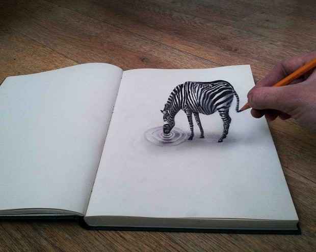 3d-art-zebra