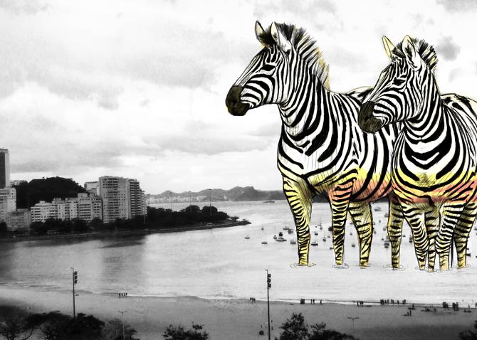 4. Surreal Illustration by Christopher Guzman