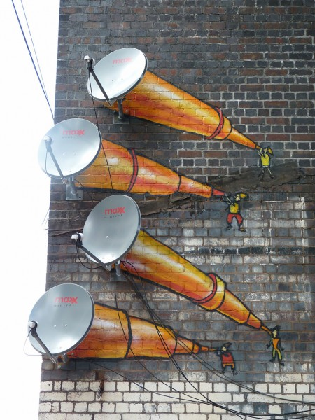 6. The Urban art