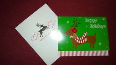This year's cards