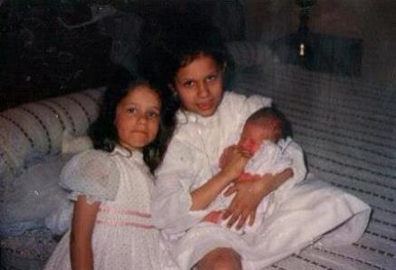 Maria, Nancy, and Me <3