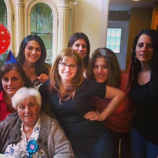 Mama's girls