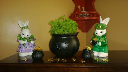 I finally found my cauldrons!