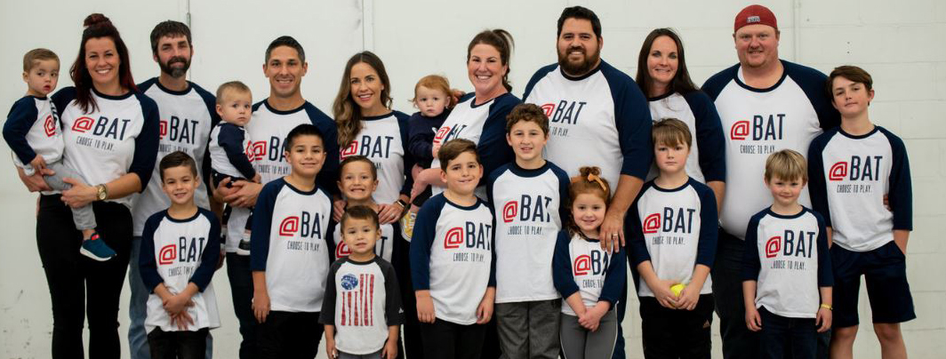 All the AT BAT Families