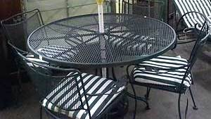 Patio Furniture Cheaper Than Lowes Auction Finds