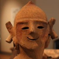 Archaeological earthen objects, Haniwa & Dogu, Tokyo National Museum