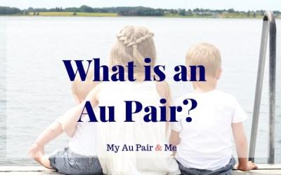 What is an au pair?
