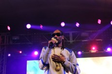 Snoop Dogg Performs at Stubb's