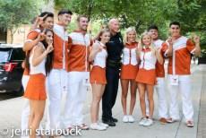 UT Cheerleaders