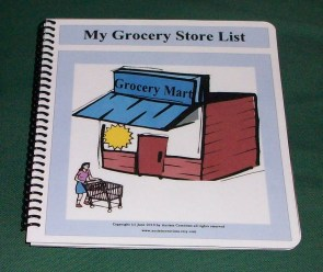 Community Grocery Communication Book