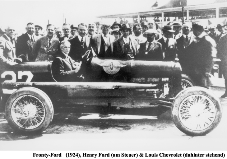 Henry Ford and Auto Racing  1901 1913   Henry Ford 1924