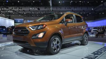 ALL-NEW ECOSPORT – FORD'S SMALLEST SUV