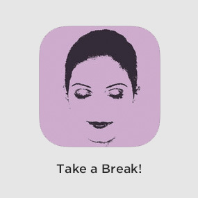 Image result for take a break app