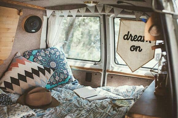 Camper Van Kids Bed Inspiration 39