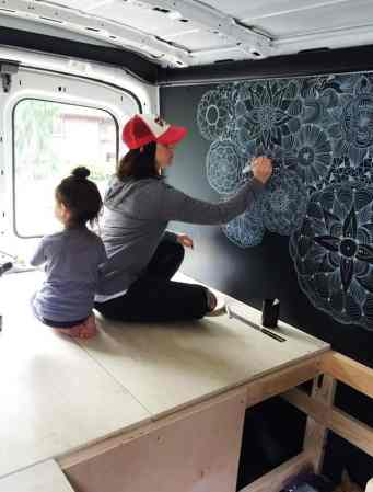Camper Van Kids Bed Inspiration 4