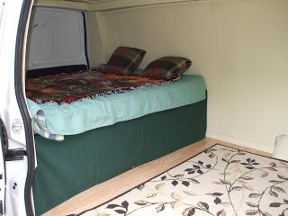 Camper Van Kids Bed Inspiration 44
