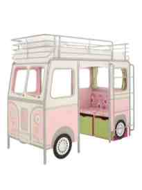Camper Van Kids Bed Inspiration 60