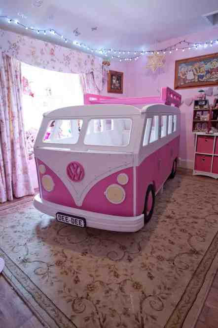Camper Van Kids Bed Inspiration 9