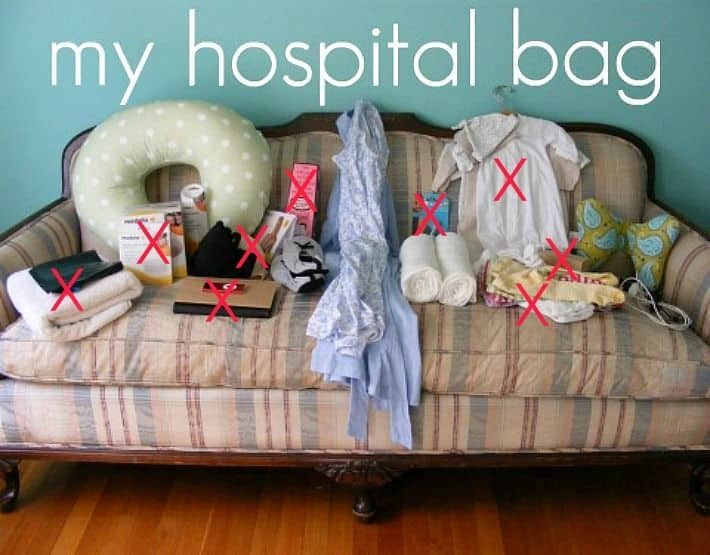 Ideas About Hospital Bag For Mom To Be 24