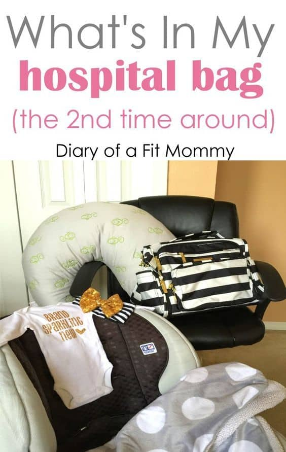 Ideas About Hospital Bag For Mom To Be 35