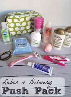 Ideas About Hospital Bag For Mom To Be 9