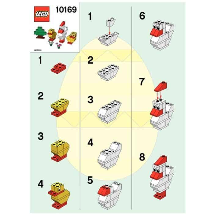 Lego Building Project For Kids 101