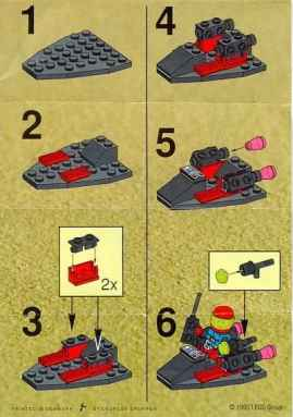 Lego Building Project For Kids 119