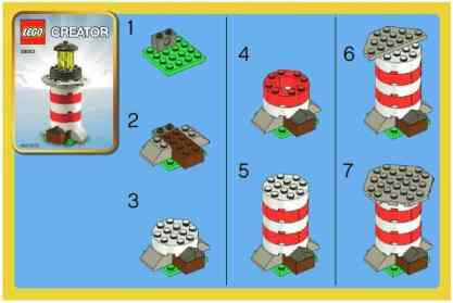 Lego Building Project For Kids 12