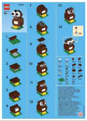 Lego Building Project For Kids 35
