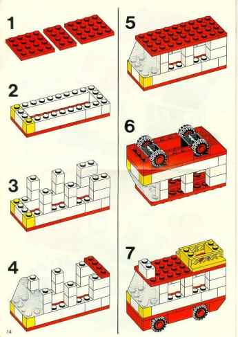 Lego Building Project For Kids 51
