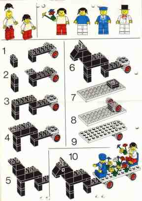 Lego Building Project For Kids 56